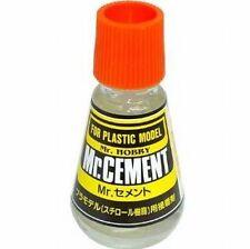 Gunze Sangyo MR HOBBY GSI Creos  Cement Glue for plastic models #MC124