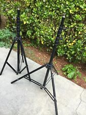 2 Impact Air-Cushioned Heavy Duty Light Stands Ls 96Hab 9.6�