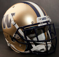 WASHINGTON HUSKIES NCAA Schutt XP Full Size GAMEDAY Replica Football Helmet