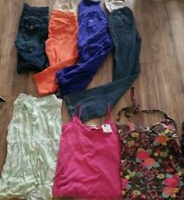 Lot of 7 Maternity Clothes Size Medium Excellent Brands Excellent Condition
