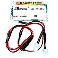 JLB Racing 1/10 Cheetah or J3 Speed RC Car Parts FRONT REAR LED LIGHTS EB1013