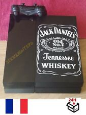 skin stickers jack daniel's console ps4 manette controller