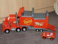 Truck von Cars Rust eze Lightning Mc queen, Mega Bloks