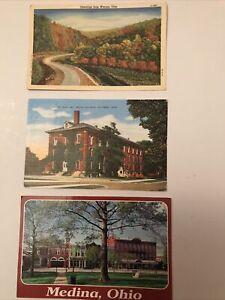 Old Postcards Of Ohio United States Of America
