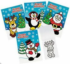 Pack of 12 - Christmas Colouring Books - Stocking Fillers