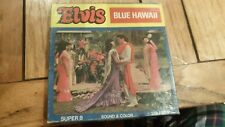 Elvis Presley Super 8 colour sound cine film Blue Hawaii