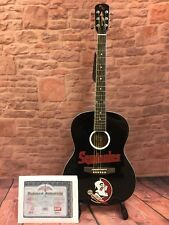 "Acoustic Limited ""Florida State Seminoles "" Guitar Full Size"