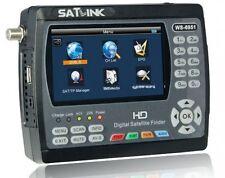Satlink WS-6951 DVB-S2 mit MPEG-2/MPEG4 Satellitetenfinder SAT MESSGERÄT