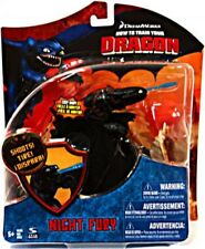 How to Train Your Dragon Series 3 Deluxe Night Fury Action Figure [Toothless]
