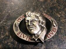 Elvis Lives Belt Buckle