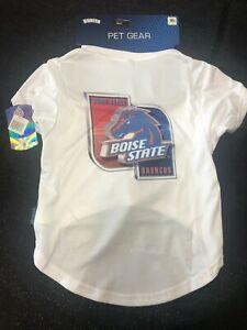 Hunter MFG Boise State Broncos Performance Dog T-Shirt, XL NWT