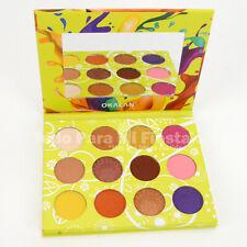 Okalan Colour Parade 1 Eyeshadow Palette Matte Shimmer Shades Beauty Colors
