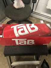Tab Cola One 12-pack of 12oz Cans, New, Unopened, Discontinued