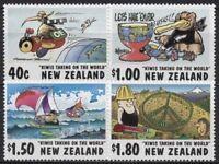 1997 New Zealand~Cartoons~Unmounted Mint~Stamp Set~ UK Seller~