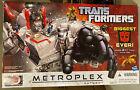 Transformers Generations Titan Class Metroplex w/Scamper Excellent 100% Complete