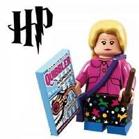 Luna Lovegood Harry Potter Custom Minifig Mini Figure 162