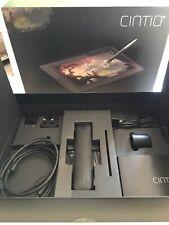😍 Wacom Cintiq 13 Hd Tablette Graphique Etat Neuf Avec Boite Créative Pen Displ