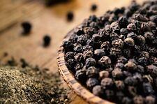 100% Organic Ceylon Black Pepper, from Sri Lanka, Free Shipping