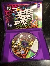 Just Dance 4 (Microsoft Xbox 360, 2012) Kinect required.
