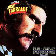 JOS' LARRALDE - CANTA JOSE LARRALDE NEW CD