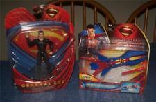 Lot of 2 Superman General Zod Movie Masters PLUS Kryptonian Interceptor *NIP*