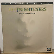 """The Frighteners"" Letterbox Edition Laserdisc LD Michael J. Fox"