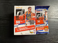 2020-2021 PANINI NBA DONRUSS Basketball Blaster & (1) cello Box Lamelo Ball 🔥🔥