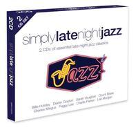 Simply Late Night Jazz [CD]