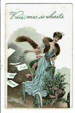 CPA-Carte Postale-FRANCE-Voici mes souhaits ....1906  -VMO15782