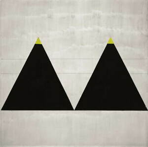Agnes Martin Untitled Poster Reproduction Paintings Giclee Canvas Print