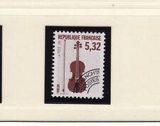 timbre France préoblitéré  musique   violon    n° 223  **
