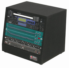Odyssey CRS08 8 Space Carpeted Studio Rack 2day Ship