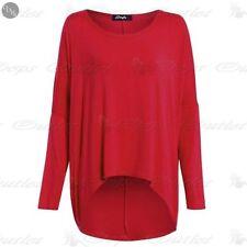 Locker sitzende Damenblusen, - tops & -shirts im Lagenlook-Stil in Größe 42