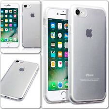 Apple iPhone 7 Case Micro Slim Cover Flexible  Impact Resistant Gel Bumper Clear