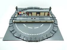 MOC Eisenbahn Lok Drehscheibe mit Power Functions aus Lego