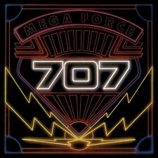 707 - MEGA FORCE (LIMITED COLLECTOR'S EDITION)   CD NEUF