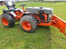 pasquali 997 tractor with blade and loader