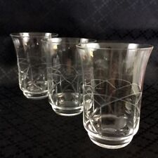 Britain Crystal Art Deco Date-Lined Glass (c.1910-c.1939)