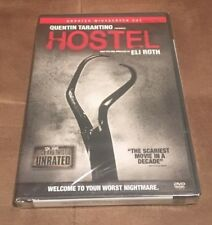 Hostel (DVD, Unrated Edition) NEW