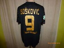 SV Wehen Wiesbaden Nike Auswärts Matchworn Trikot 2010/11 + Nr.9 Boskovic Gr.L