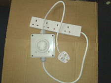 La Culture Hydroponique Grow light contacteur 4 way construit en GRASSLIN minuterie mécanique
