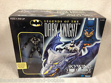 1996 BATMAN Legends of the Dark Knight SKYWING STREET BIKE MISB <Clean Box>