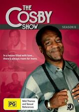 The Cosby Show : Season 8 (DVD, 2010, 3-Disc Set)-FREE POSTAGE