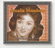 Amalia Mendoza Tesoros de Coleccion 3CD New Nuevo sealed