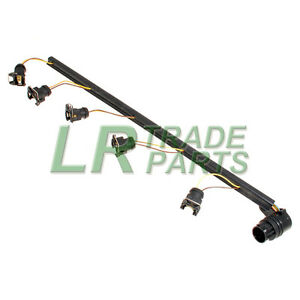 LAND ROVER DEFENDER DISCOVERY 2 TD5 NEW INJECTOR WIRING HARNESS LOOM - AMR6103