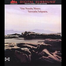 Seventh Sojourn by The Moody Blues DTS 5.1 Music Disc Surround Sound New OOP