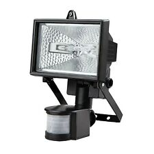 500W HALOGEN FLOODLIGHT SECURITY LIGHT PIR MOTION SENSOR 500 WATT FLOOD LIGHT