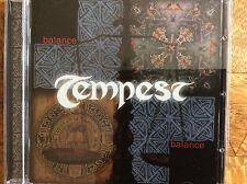 TEMPEST - BALANCE  CD.       FOLK/ ROCK