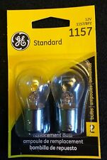 GE  1157 - 12 volt Automotive replacement lamp - 2 Bulbs