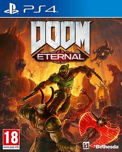 Doom Eternal  (PS4 PlayStation)